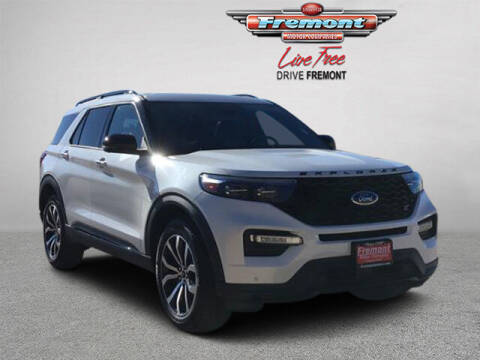 2020 Ford Explorer for sale at Rocky Mountain Commercial Trucks in Casper WY