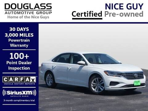 2020 Volkswagen Passat for sale at Douglass Automotive Group - Douglas Volkswagen in Bryan TX