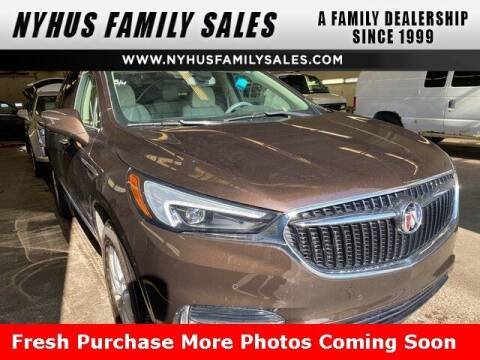 2018 Buick Enclave for sale at Nyhus Family Sales in Perham MN