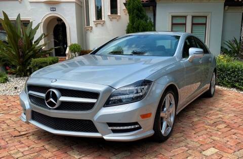 2014 Mercedes-Benz CLS for sale at Mirabella Motors in Tampa FL