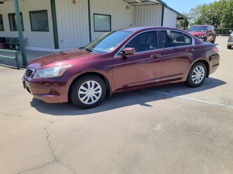 2010 Honda Accord for sale at Yates Brothers Motor Company in Fort Worth TX