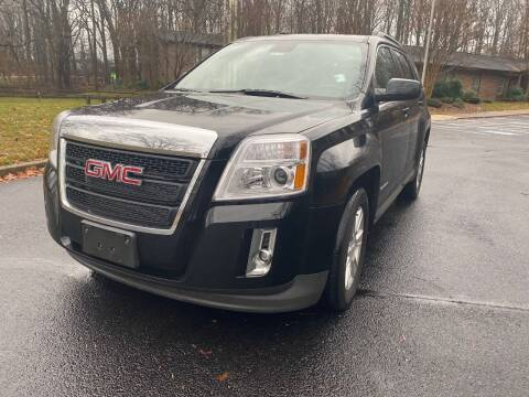 2013 GMC Terrain for sale at Bowie Motor Co in Bowie MD