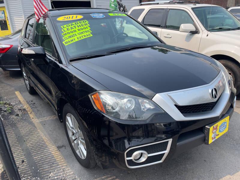 2011 Acura RDX for sale at Fields Corner Auto Sales in Boston MA