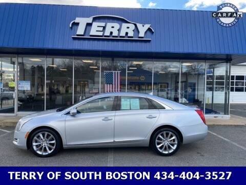 2013 Cadillac XTS for sale at Terry of South Boston in South Boston VA