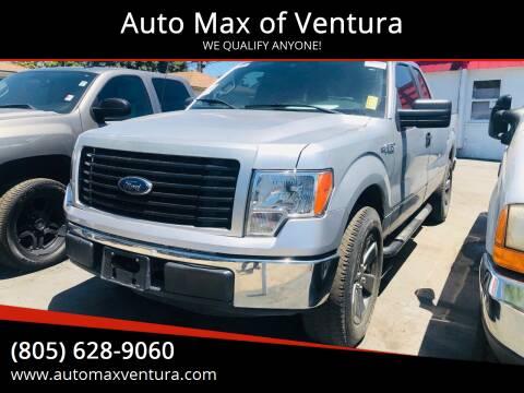 2014 Ford F-150 for sale at Auto Max of Ventura in Ventura CA
