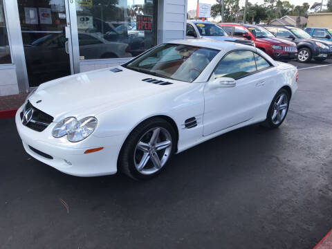 2005 Mercedes-Benz SL-Class for sale at Riviera Auto Sales South in Daytona Beach FL