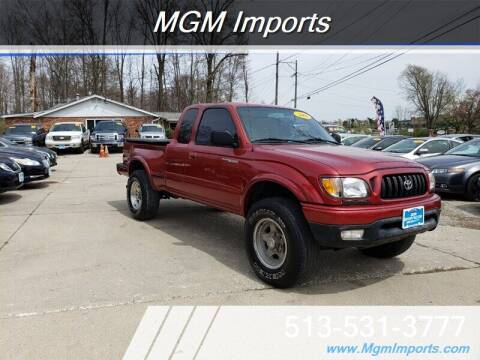 2001 Toyota Tacoma for sale at MGM Imports in Cincannati OH