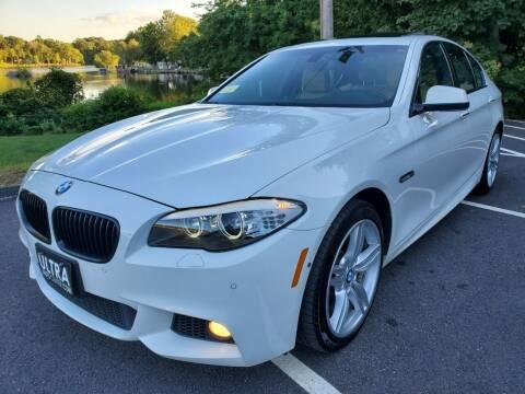 2013 BMW 5 Series for sale at Ultra Auto Center in North Attleboro MA