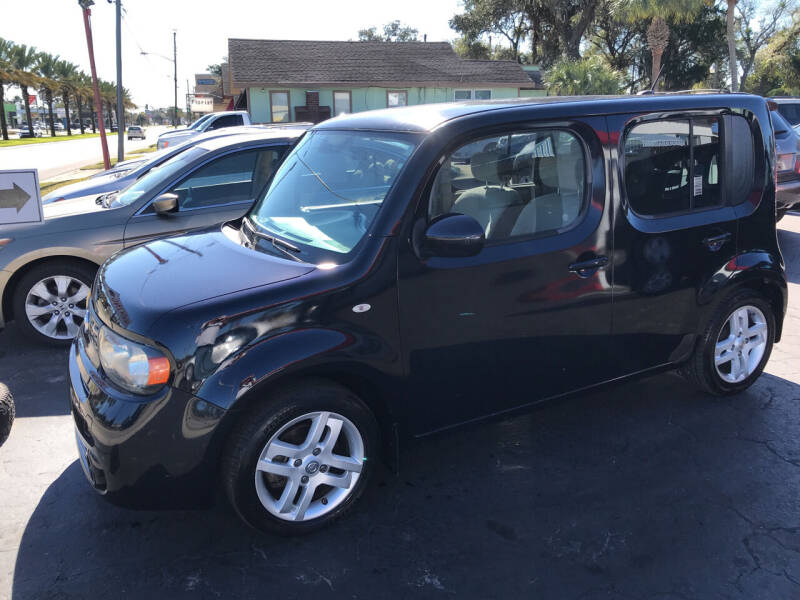 2010 Nissan cube for sale at Riviera Auto Sales South in Daytona Beach FL