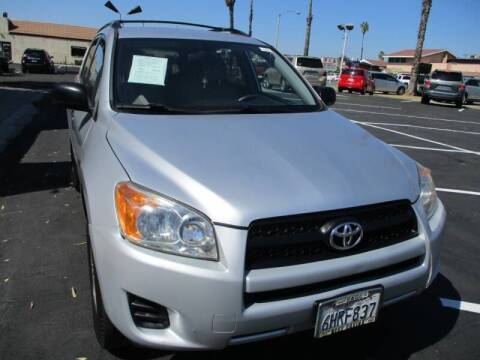 2009 Toyota RAV4 for sale at F & A Car Sales Inc in Ontario CA