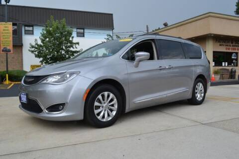 2017 Chrysler Pacifica for sale at Father and Son Auto Lynbrook in Lynbrook NY