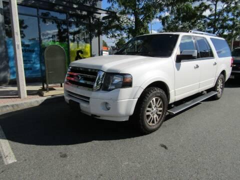2012 Ford Expedition EL for sale at Boston Auto Sales in Brighton MA