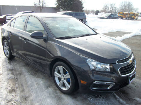 2015 Chevrolet Cruze for sale at USED CAR FACTORY in Janesville WI
