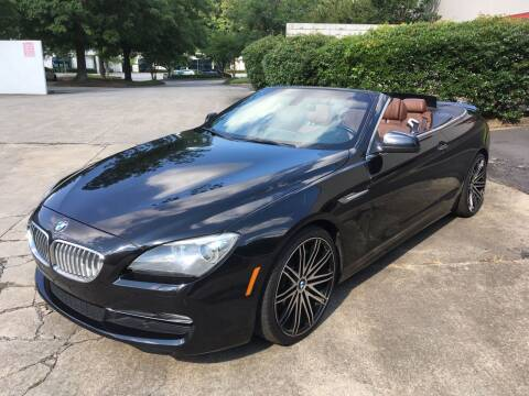 2012 BMW 6 Series for sale at Legacy Motor Sales in Norcross GA