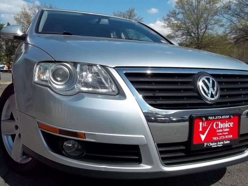 2009 Volkswagen Passat for sale at 1st Choice Auto Sales in Fairfax VA
