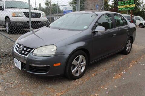 2008 Volkswagen Jetta for sale at Summit Auto Sales in Puyallup WA
