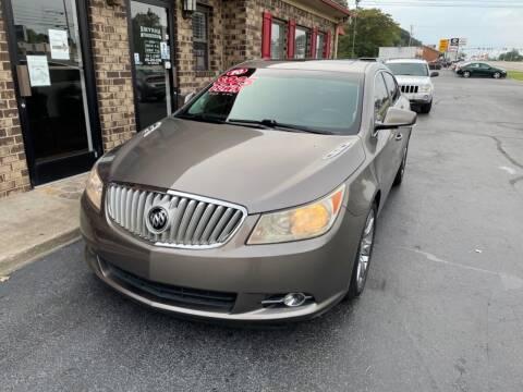 2010 Buick LaCrosse for sale at Smyrna Auto Sales in Smyrna TN
