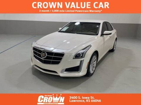 2014 Cadillac CTS for sale at Crown Automotive of Lawrence Kansas in Lawrence KS
