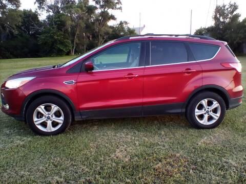 2013 Ford Escape for sale at BALLARD AUTOS & SAND TOYS in Stockton KS