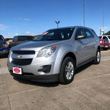 2012 Chevrolet Equinox for sale at UNITED AUTO INC in South Sioux City NE
