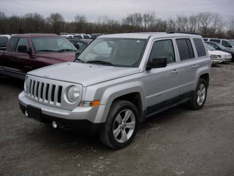 2011 Jeep Patriot for sale at Greg Vallett Auto Sales in Steeleville IL