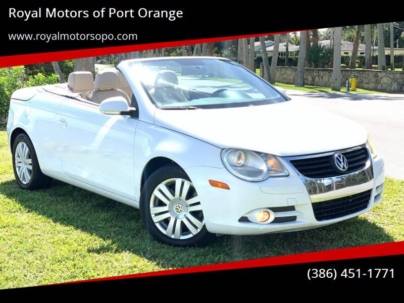 2008 Volkswagen Eos for sale in Port Orange, FL