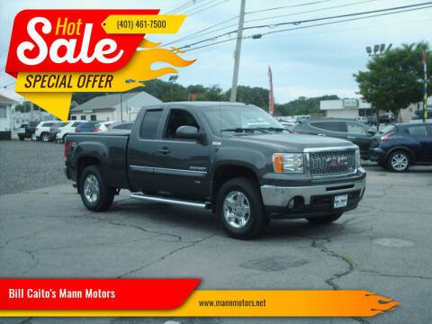 2011 GMC Sierra 1500 for sale at Bill Caito's Mann Motors in Warwick RI