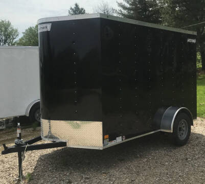 2019 Haulmark PP610S2-D for sale at Gaither Powersports & Trailer Sales in Linton IN