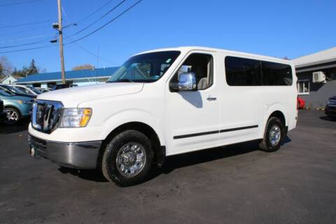 2012 Nissan NV Passenger for sale at Great Lakes Classic Cars & Detail Shop in Hilton NY