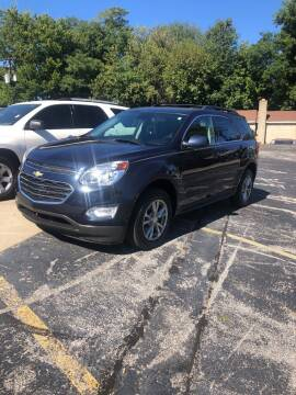 2017 Chevrolet Equinox for sale at Butler's Automotive in Henderson KY