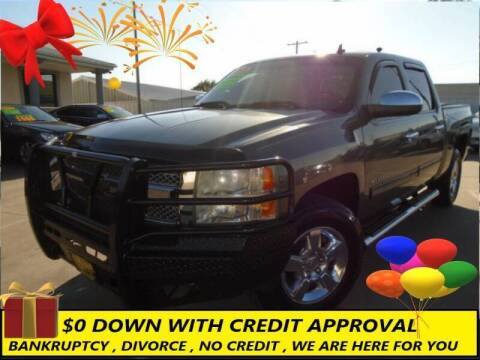 2011 Chevrolet Silverado 1500 for sale at Chase Auto Credit in Oklahoma City OK