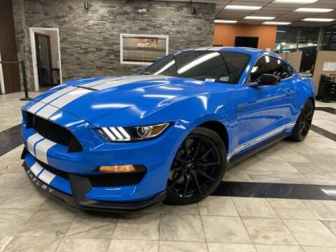 2017 Ford Mustang for sale at Sonias Auto Sales in Worcester MA