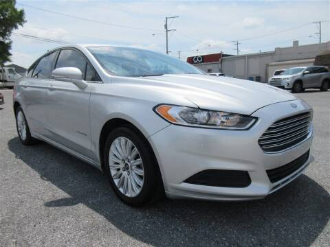 2013 Ford Fusion Hybrid for sale at Cam Automotive LLC in Lancaster PA