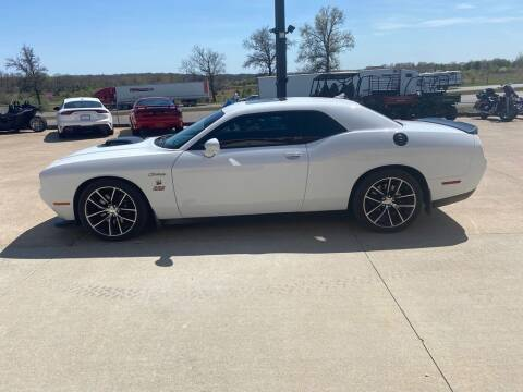 2016 Dodge Challenger for sale at Head Motor Company - Head Indian Motorcycle in Columbia MO