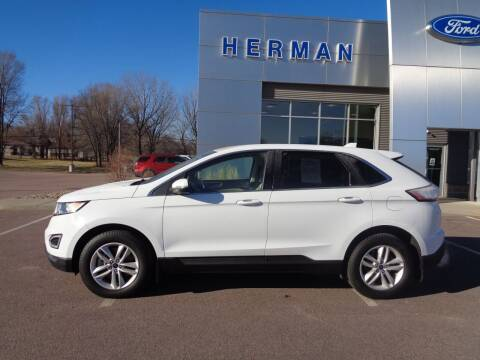 2017 Ford Edge for sale at Herman Motors in Luverne MN
