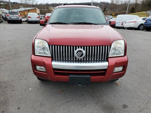 2007 Mercury Mountaineer for sale at DISCOUNT AUTO SALES in Johnson City TN