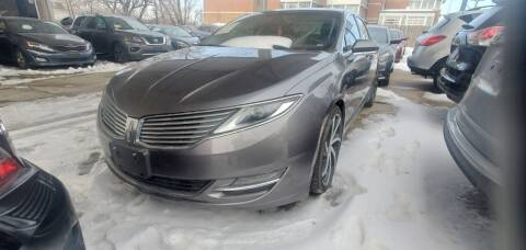 2014 Lincoln MKZ for sale at Divine Auto Sales LLC in Omaha NE