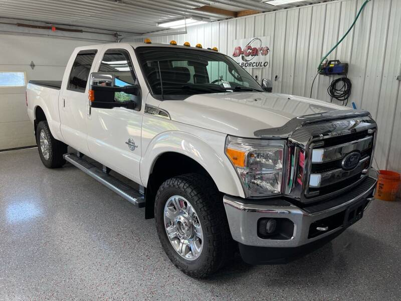 2015 Ford F-350 Super Duty for sale at D-Cars LLC in Zeeland MI