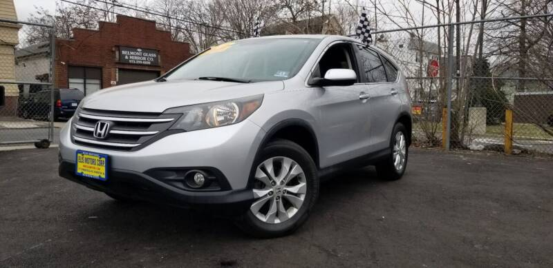 2014 Honda CR-V for sale at Elis Motors in Irvington NJ