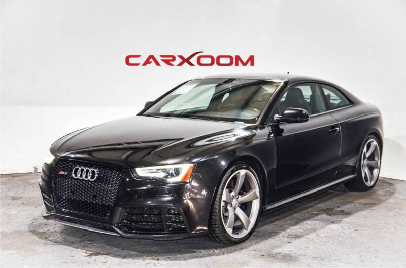 2013 Audi RS 5 for sale at CarXoom in Marietta GA