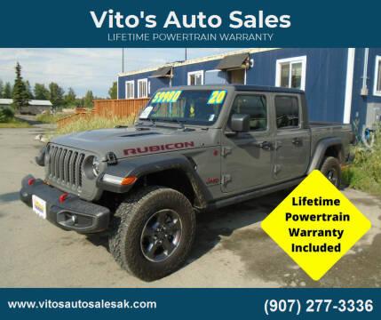 2020 Jeep Gladiator for sale at Vito's Auto Sales in Anchorage AK