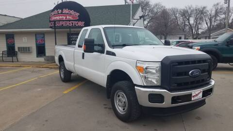 2015 Ford F-250 Super Duty for sale at DICK'S MOTOR CO INC in Grand Island NE