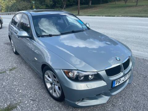 2006 BMW 3 Series for sale at Trocci's Auto Sales in West Pittsburg PA