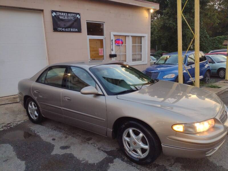 2001 Buick Regal for sale at Sparks Auto Sales Etc in Alexis NC