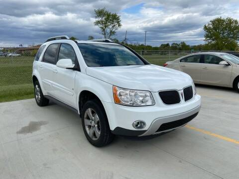 2007 Pontiac Torrent for sale at The Auto Depot in Mount Morris MI