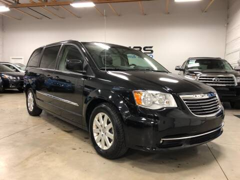 2013 Chrysler Town and Country for sale at DUBS AUTO LLC in Clearfield UT