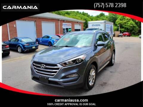 2017 Hyundai Tucson for sale at CARMANIA LLC in Chesapeake VA