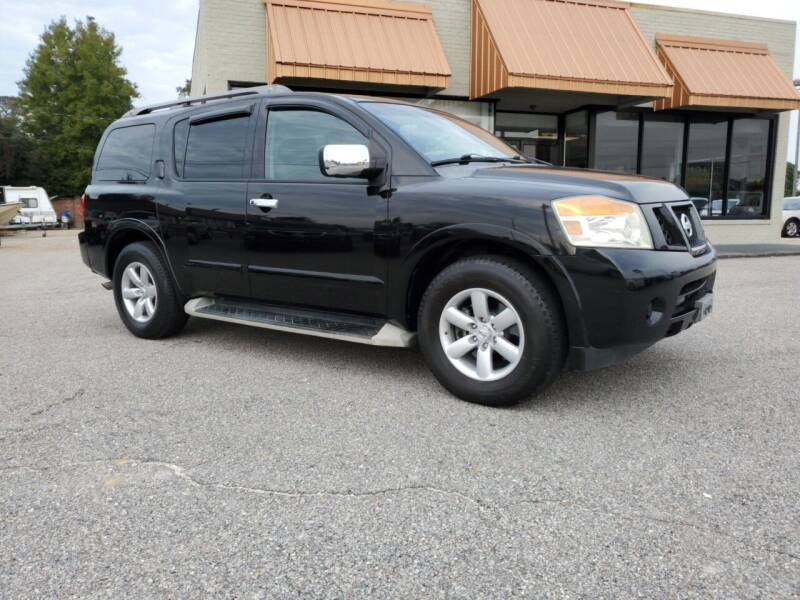 2012 Nissan Armada for sale at Ron's Used Cars in Sumter SC