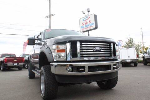 2010 Ford F-350 Super Duty for sale at S&S Best Auto Sales LLC in Auburn WA