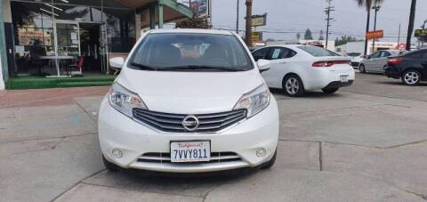 2015 Nissan Versa Note for sale at Auto Land in Ontario CA